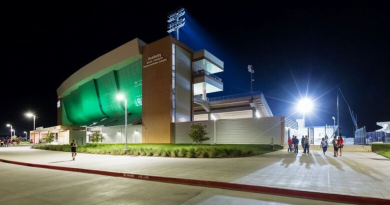 High School Stadium Design in a New Era: Community Expectations & Well-Being